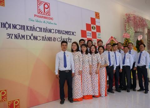 """Báo Cáo thực hiện chương trình khuyến mãi """"PHARMEDIC - 37 Năm Đồng Hành & Gắn Kết"""""""