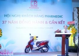 """Kết quả QSTT Chương Trình """"Pharmedic - 37 Năm Đồng Hành & Gắn Kết"""""""