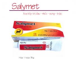 Thông báo mặt hàng mới: SALYMET (tuýp 30g)