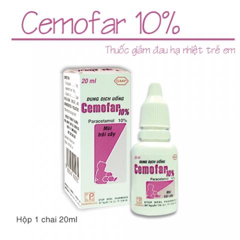 CEMOFAR 10%