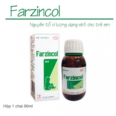 FARZINCOL SIRO
